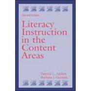 Literacy Instruction In The Content Areas 9780805843408R