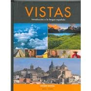 Vistas: Introduccion A La Lengua Espanol