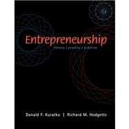 Entrepreneurship : Theory/Process/Practice