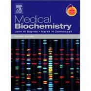 Medical Biochemistry; with STUDENT CONSULT Access