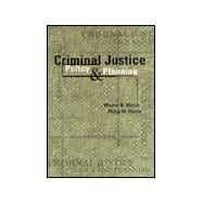 Criminal Justice Policy & Planning