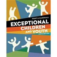Exceptional Children and Youth : Update