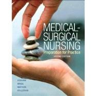 Medical-Surgical Nursing Plus NEW MyNursingLab with Pearson eText (24-month access) -- Access Card Package