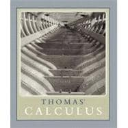 Thomas' Calculus Part Two (Multivariable chps. 11-16) Paperback Version