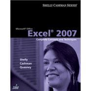 Microsoft Office Excel 2007 : Complete Concepts and Techniques