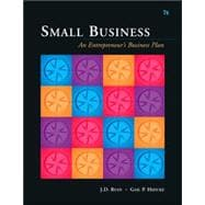Small Business An Entrepreneur�s Business Plan