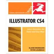 Illustrator CS4 for Windows and Macintosh Visual QuickStart Guide