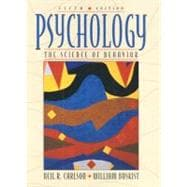 Psychology : The Science of Behavior