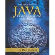 Introduction to Java Programming, Comprehensive Version plus MyProgrammingLab with Pearson eText -- Access Card Package