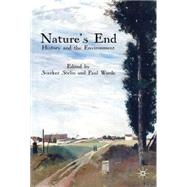 Nature's End History and the Environment