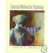 Statistical Methods for Psychology With Infotrac