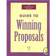 The Foundation Center's Guide to Winning Proposals
