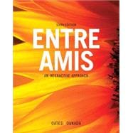 SAM for Oates/Oukada�s Entre Amis, 6th