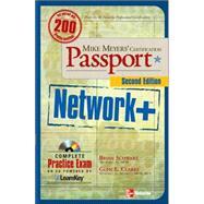 Network+ Certification Passport, Second Edition