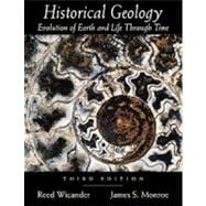 HISTORICAL GEOLOGY W/INFOTRAC & CD 3E