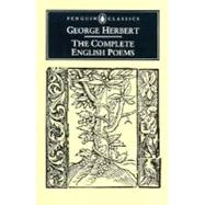 Complete English Poems, The (Herbert, George)