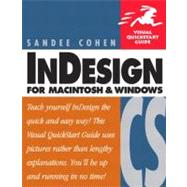 InDesign CS for Macintosh and Windows : Visual QuickStart Guide