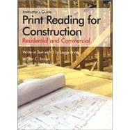Teacher's Guide for Print Reading for Construction: Residential and commercial