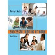 Successful Writing at Work, 9th Edition