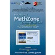 MathZone Access Card for Calculus for Business, Economics, and the Social and Life Sciences, Brief