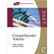 West Federal Taxation 2007 Comprehensive Volume (with RIA Checkpoint Online Database Access Card, Turbo Tax Business CD-ROM, and Turbo Tax Basic)
