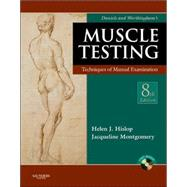 Daniels and Worthingham's Muscle Testing : Techniques of Manual Examination