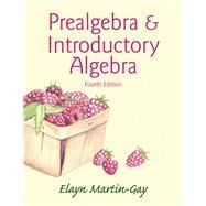 Prealgebra & Introductory Algebra Plus NEW MyMathLab with Pearson eText -- Access Card Package