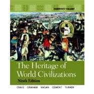 The Heritage of World Civilizations Combined Volume