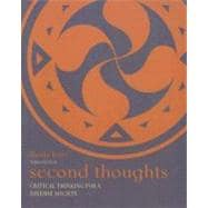 Second Thoughts : Critical Thinking for a Diverse Society
