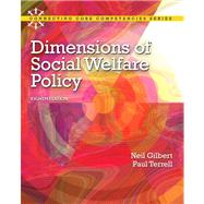 Dimensions of Social Welfare Policy Plus MySearchLab with eText -- Access Card Package