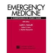 Emergency Medicine : A Comprehensive Study Guide