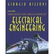 Principles and Applications of Electrical Engineering with CD-ROM and OLC Passcode Bind-In Card