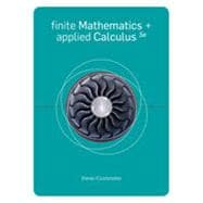 Finite Math and Applied Calculus, 5th Edition