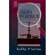 Introduction to Forensic Psychology : Issues and Controversies in Crime and Justice