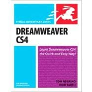 Dreamweaver CS4 for Windows and Macintosh Visual QuickStart Guide