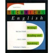 Technical English Writing, Reading and Speaking