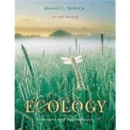 Ecology : Concepts and Applications with Online Learning Center (OLC) Password Card