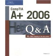 Comptia A+ 2006 Q&A