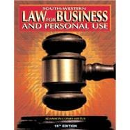 Law for Business and Personal Use