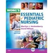 Wong's Essentials of Pediatric Nursing (Book with CD-ROM)