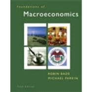 Foundations of Macroeconomics & MyEconLab Student Access Code Card