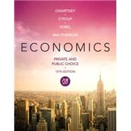 Economics Private and Public Choice