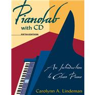 PianoLab An Introduction to Class Piano with CD