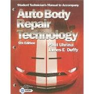 Tech Manual for Duffy's Auto Body Repair Technology, 5th