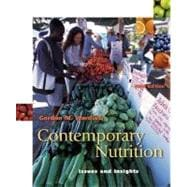 MP: Contemporary Nutrition: Issues and Insights w/ OLC bind-in card