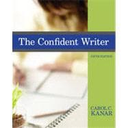 The Confident Writer, 5th Edition