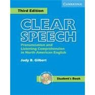 Clear Speech: Pronunciation and Listening Comprehension in North American English ( Paperback )