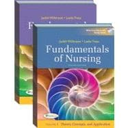 Fundamentals of Nursing (Two-Volume Set with CD-ROM)