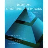 Essentials of Intentional Interviewing: Counseling in a Multicultural World, 2nd Edition