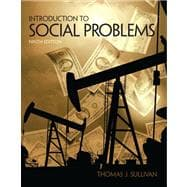 Introduction to Social Problems Plus MySearchLab with eText -- Access Card Package